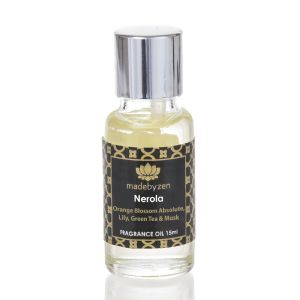 NEROLA - Signature Scented Fragrance Oil Made By Zen 15ml